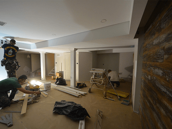 Georgetown-basement-finished-process