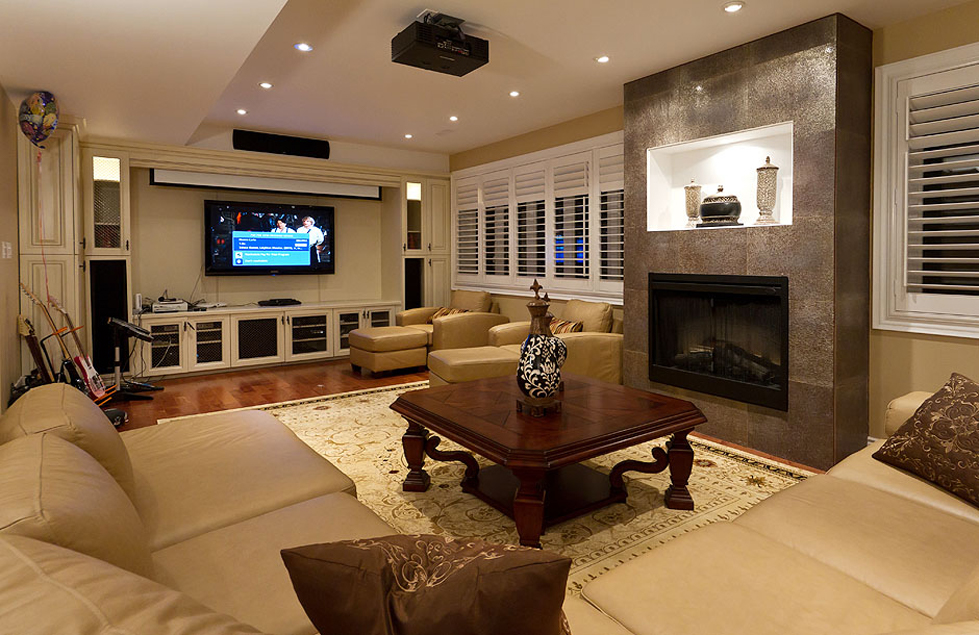 Finished Basement Ideas 7