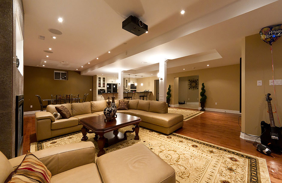 Finished Basement Ideas 10
