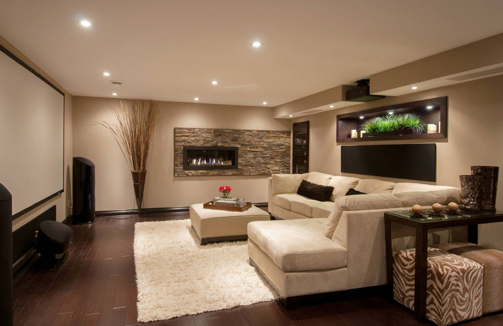 Finished Basement Ideas 8