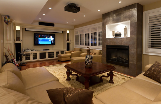 Basement Designs – Personal Use
